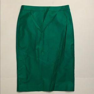 J.Crew Pencil Skirt Style# 78837 Size 10 NWT